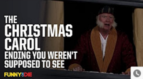 A Christmas Carol - The Ending You Weren't Supposed to See