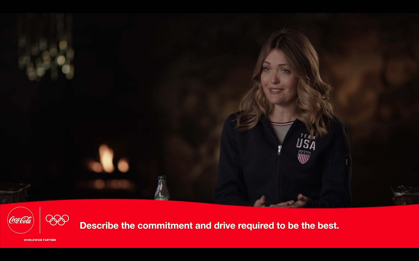 Amy Purdy Valentines Day Olympic Promo (Directed by Hunter Hughes)